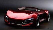 Audi R10 Supercar - HD