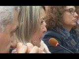 Carinaro (CE) - Chiusura Indesit, assemblea nella sala consiliare (17.04.15)