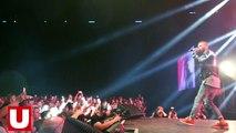 Les images du concert de Matt Pokora
