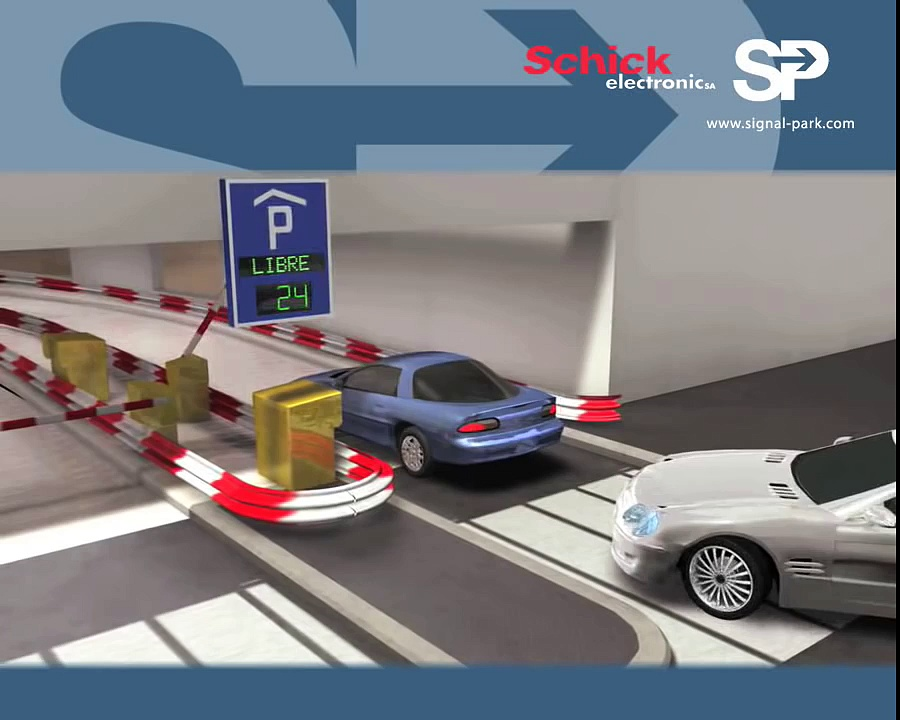 Parking Guidance & Management Systems – Omnitec Security Systems