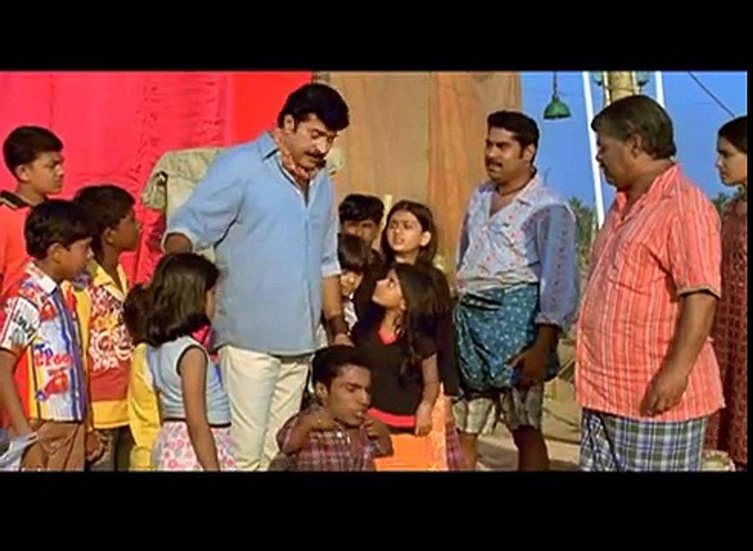 Hamara Dost Bhoot Uncle (Ee Pattanathil Bhhotham) Full Hindi Dubbed Movie -  Mammotty