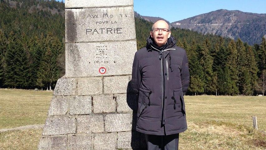 36- Monuments aux combattants de Nice à proximité du Gaschenay.