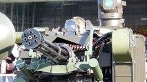 Japan M163 Vulcan Air Defense System (VADS) Self-Propelled Anti-aircraft Gun