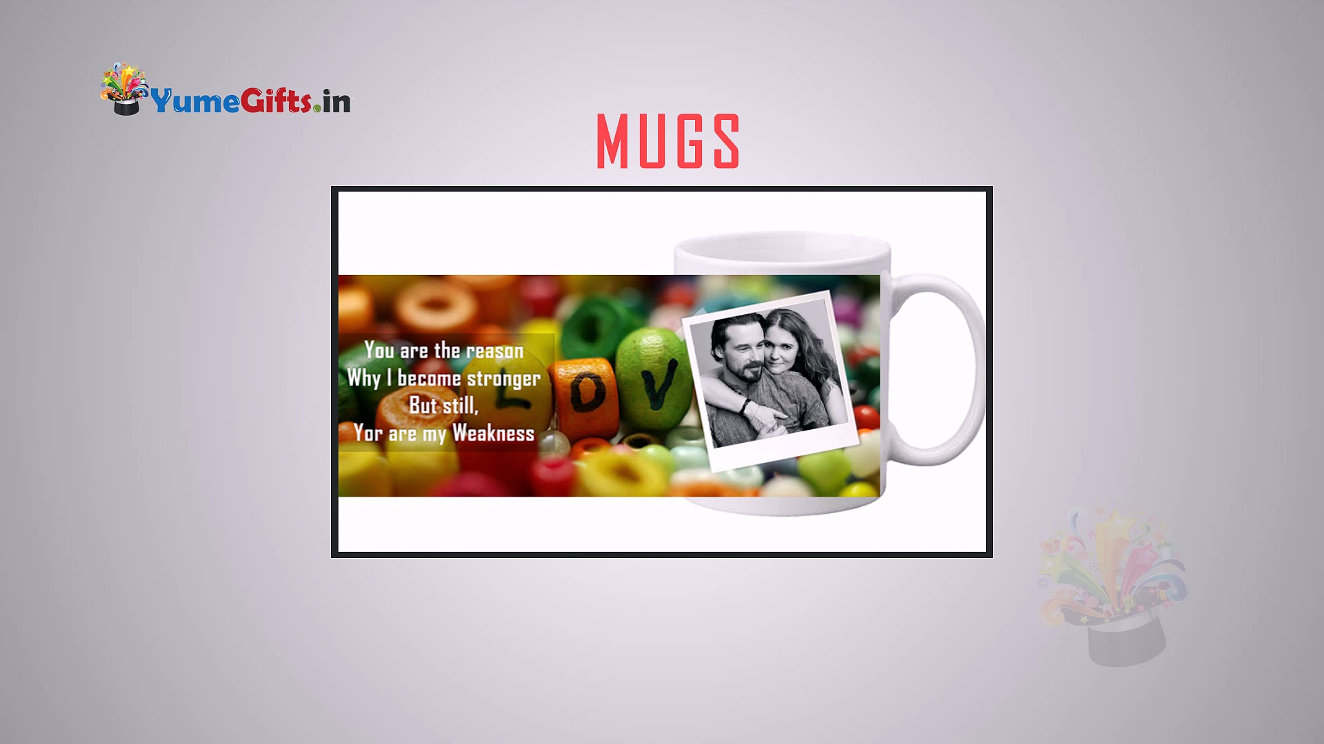 Yumegifts.in: Customized Printing Gifts Portal