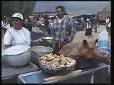 Otavalo, Ecuador:  The Otavalo Animal Market