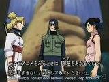 Tenten vs Temari and Shikamaru vs Tsuchi(sound ninja)