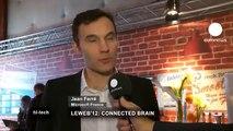 euronews hi-tech - Con el cerebro conectado a Internet