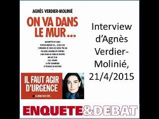 """Agnès Verdier-Molinié, directrice de l'IFRAP : """"A l'IFRAP nous ne nous disons pas libéraux"""""""