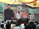 Zakir Khurram Abbas Gondal Majlis 10 April 2015 Multan Barsi Allama Nasir Abbas Shaheed