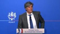 Point de presse de Stéphane Le Foll, porte-parole du gouvernement, le 22 avril 2015