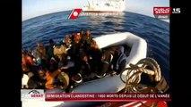 Immigration clandestine : 1650 morts depuis le début de l'année