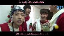 [Vietsub + Kara - 2ST] [WY FMV] So Cute - Byul ft. Kwon Jungyeol