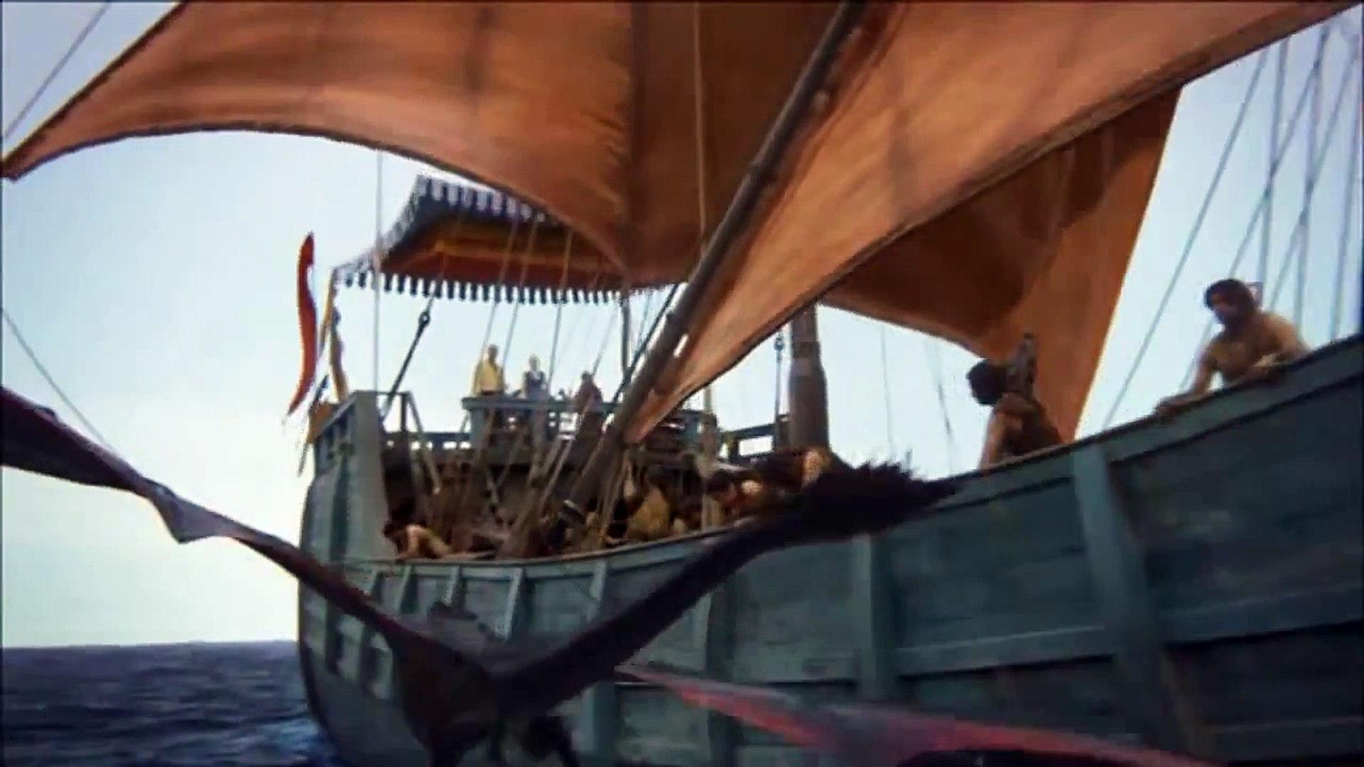 Sélection des meilleures scènes des dragons dans Game of Thrones