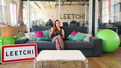 [We Love Entrepreneurs] Céline Lazorthes : « Au départ, Leetchi c'était moi et ma subvention jeune dans un appart en coloc»