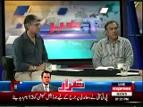 Khabar Say Agay - 22nd April 2015