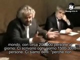 Primarie dei Cittadini. Grillo incontra Prodi