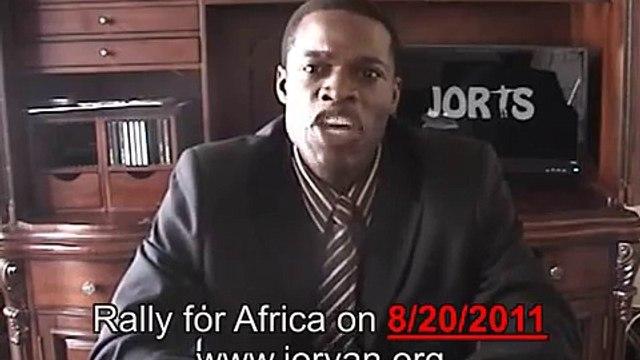 China rises! Washington falls! Where is Africa???