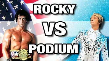Rocky VS Podium - WTM