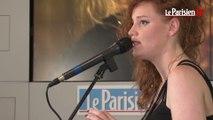 Musique. Emji chante son premier single «Toboggan» au Parisien