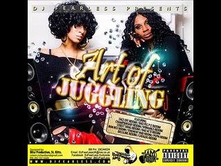 DJ FearLess - Art Of Juggling DanceHall Mixtape