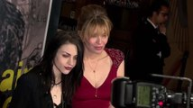 Courtney Love et Frances Bean à la première de Kurt Cobain: Montage Of Heck