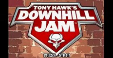 The Curious Case of Tony Hawk's Downhill Jam (GBA)