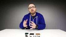 Montre 'Apple Watch' - Crash test