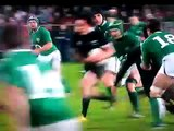 Sonny Bill Williams VS Cian Healy (RUGBY SCUFFLE)