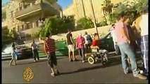 Israel evicts Palestinian families- Israel Expulse 2 Familles palestiniennes