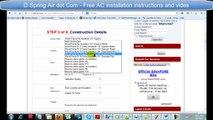 HAP Heat Load Calculation | heat load calculation in hvac in