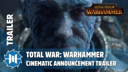Total War: Warhammer - Cinematic Announcement Trailer