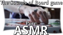 Pure ASMR - The sounds of board game ASMR french binaural (Whisper, sorting, tapping, scratching...)
