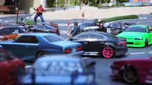 Amazing RC Drift Championship, Sick cars drifting