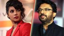 Priyanka Chopra SCOLDED By Sanjay Leela Bhansali