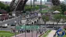 Tour Eiffel, la dame de fer - Paris / France (HD)