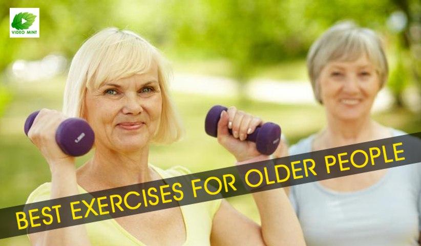 Best Exercises For Older People | Best Health Tips | Educational Videos