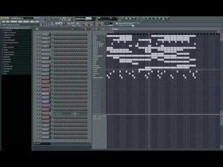Asian string Hip Hop FL 7 Beat