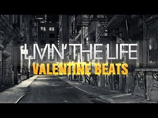 "HIP HOP INSTRUMENTAL with Hook {Free Rap Beat} | ""Livin' The Life"""
