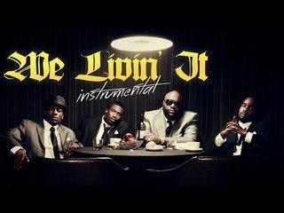 "Rick Ross x MMG Type Beat [Smooth Rap Hip Hop Instrumental 2015] | ""We Livin' It"""