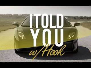 "HARD TRAP INSTRUMENTAL {Rap Beat with Hook} | ""I Told You"" 