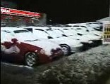 Snow On vehicles Kingsway Rd Burnaby BC Canada december 23 1997