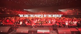 "Diamond D feat Kurupt & Tha Alkaholiks ""We Are the People of the World"""