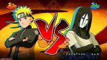 Naruto Shippuden Ultimate Ninja Storm 2 Boss 4 Orochimaru Rank S | Naruto vs Orochimaru Secreto