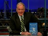 David Letterman & Michio Kaku p. 2: Kaku interviewed on Japanese Nuclear Disaster