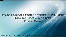 STATOR & REGULATOR RECTIFIER YAMAHA GRIZZLY 660 YFM660 2002