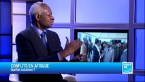 FRANCE 24 L'Entretien - Abdou Diouf, secrétaire général de l'OIF