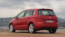 Volkswagen Golf Sportsvan Preview - Video Dailymotion