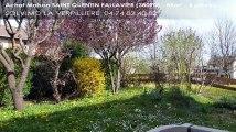 A vendre - maison - SAINT QUENTIN FALLAVIER (38070) - 4 pièces - 85m²