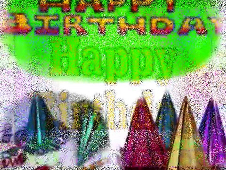 Cancion Cumpleanos Feliz Original En Espanol.Happy Birthday Song Feliz Cumpleanos Cancion English Spanish