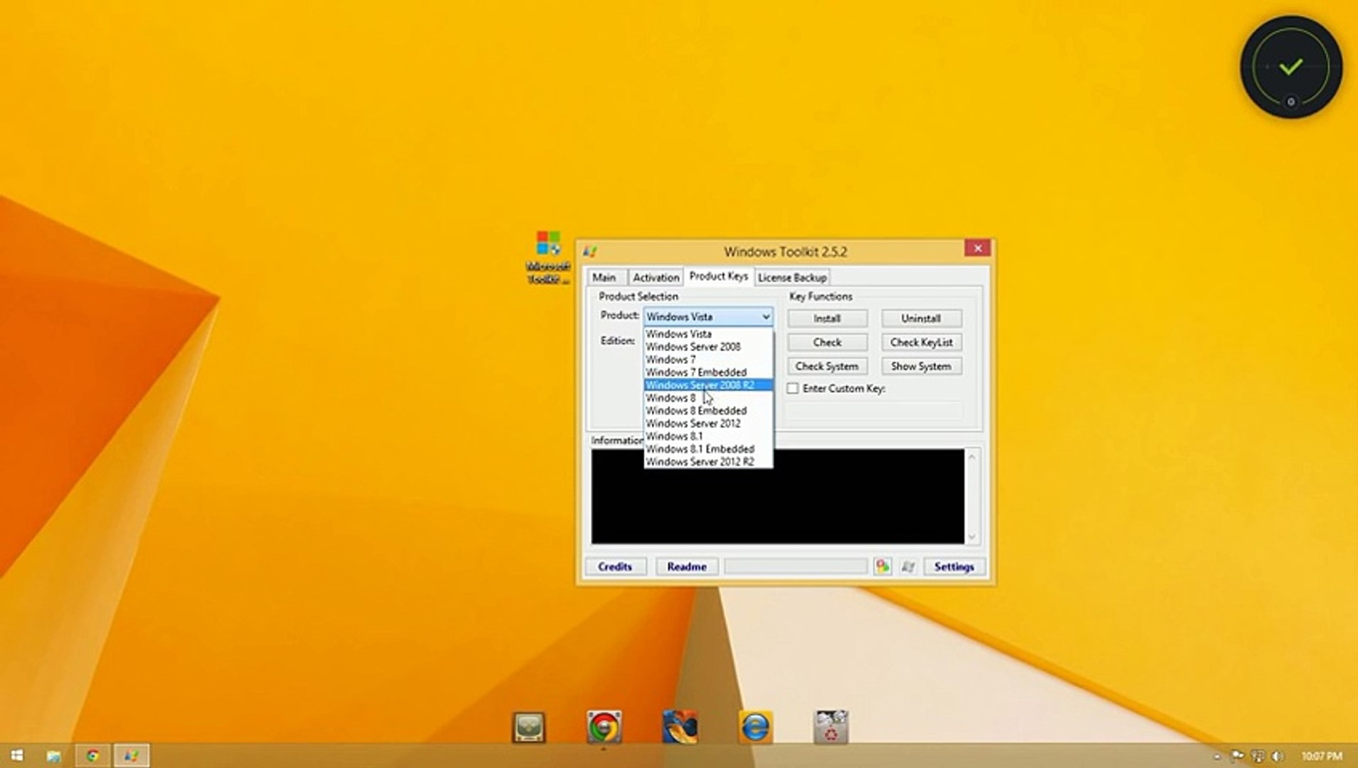 windows 8.1 toolkit 2.5 beta